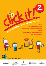 """12.09.2011 Zartbitter e.V. präsentiert """"Click it! 2"""" - Daun"""