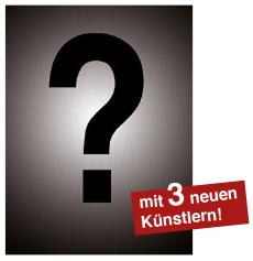 """13.04.2019 - Kabarett à la surprise 'Im Dreierpack'<span id=""""ektaus"""">AUSVERKAUFT</span>"""
