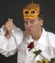 """23.05.2009 Bernd Lafrenz - """"Liebe, Lust und Leidenschaft"""" - Ein Shakespeare-Abend"""
