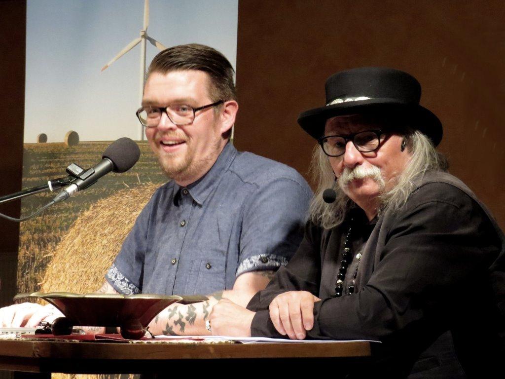 23.05.2015 - Nicholas Müller & Hubert vom Venn
