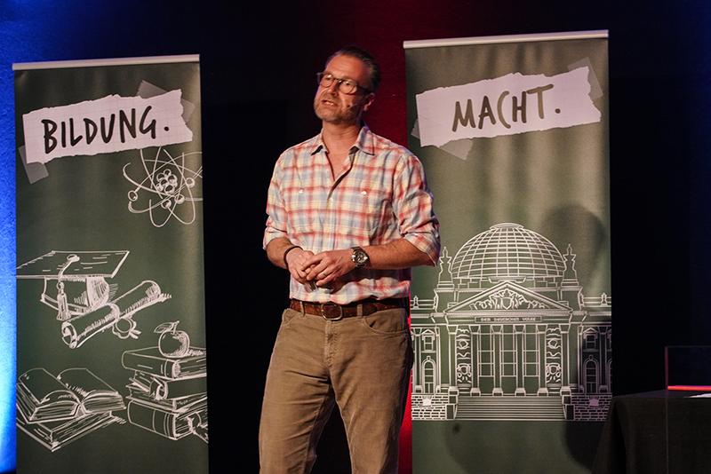 26.05.2018 - Volker Weininger 'Bildung.Macht.Schule'