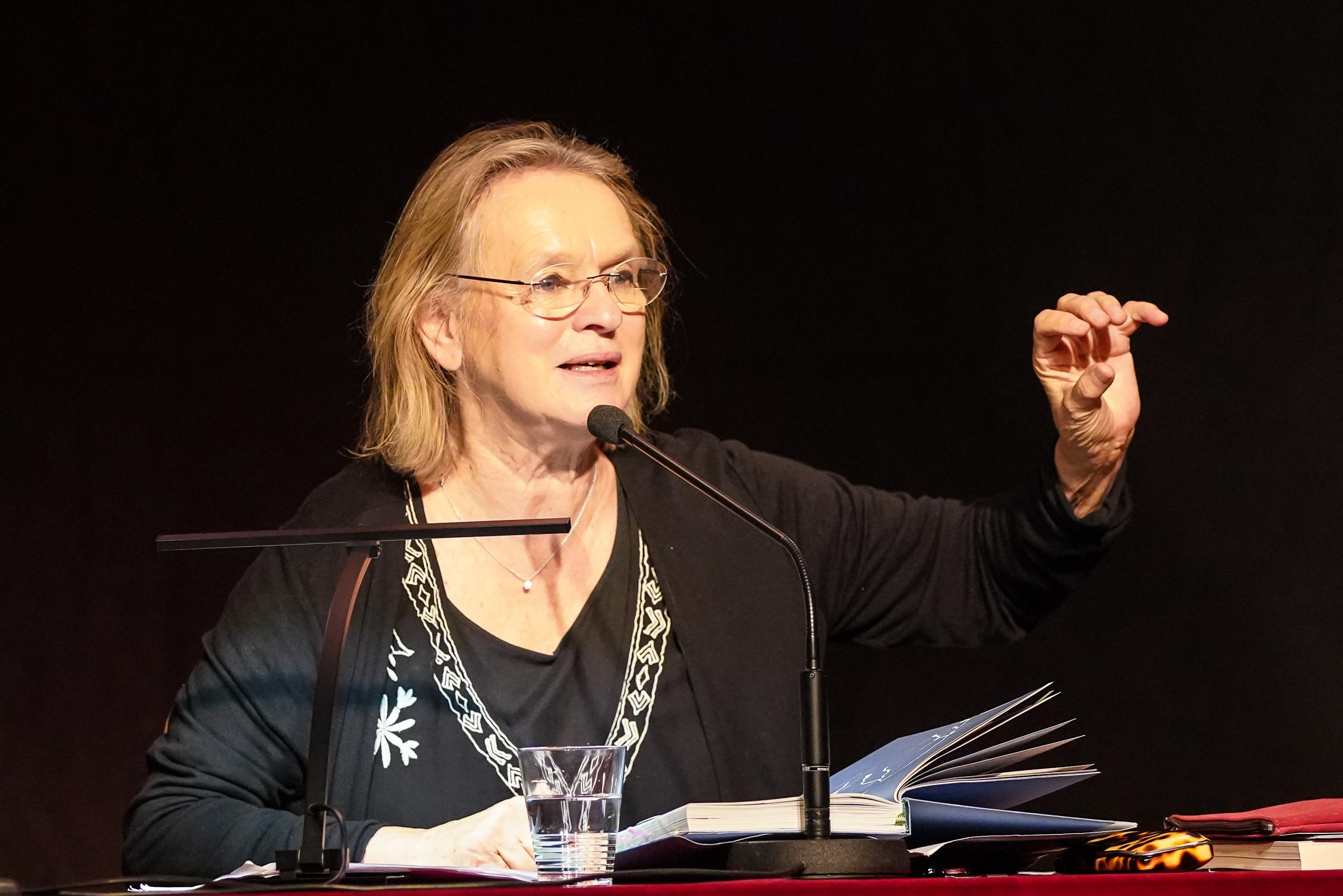 05.09.2018 - Elke Heidenreich liest aus 'Alles kein Zufall'