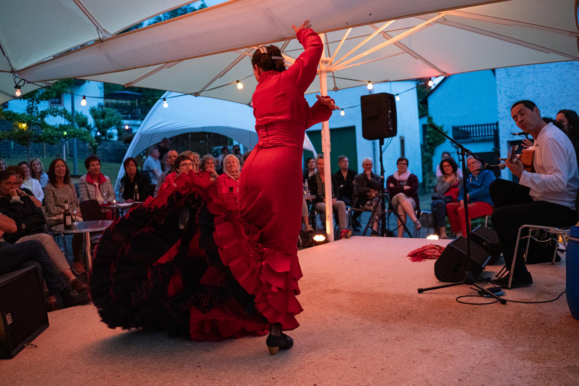 14.06.2019 - Sabrina Le Guen 'Flamenco & Tapas'