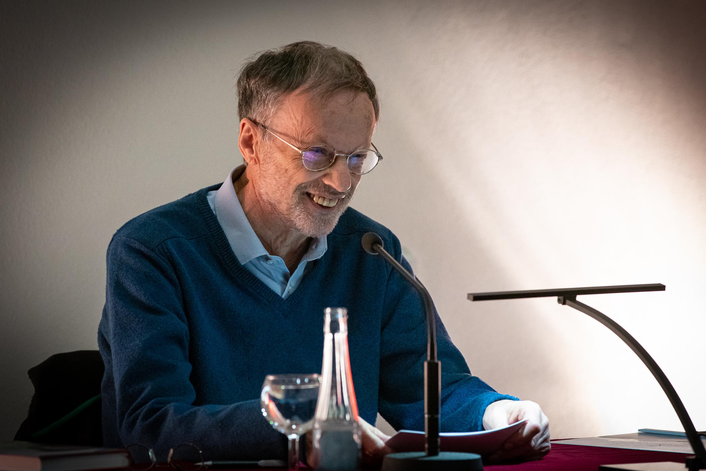 12.10.2019 – Dr. Nicolay in 'Kommunikation in Nahtoderfahrungen'
