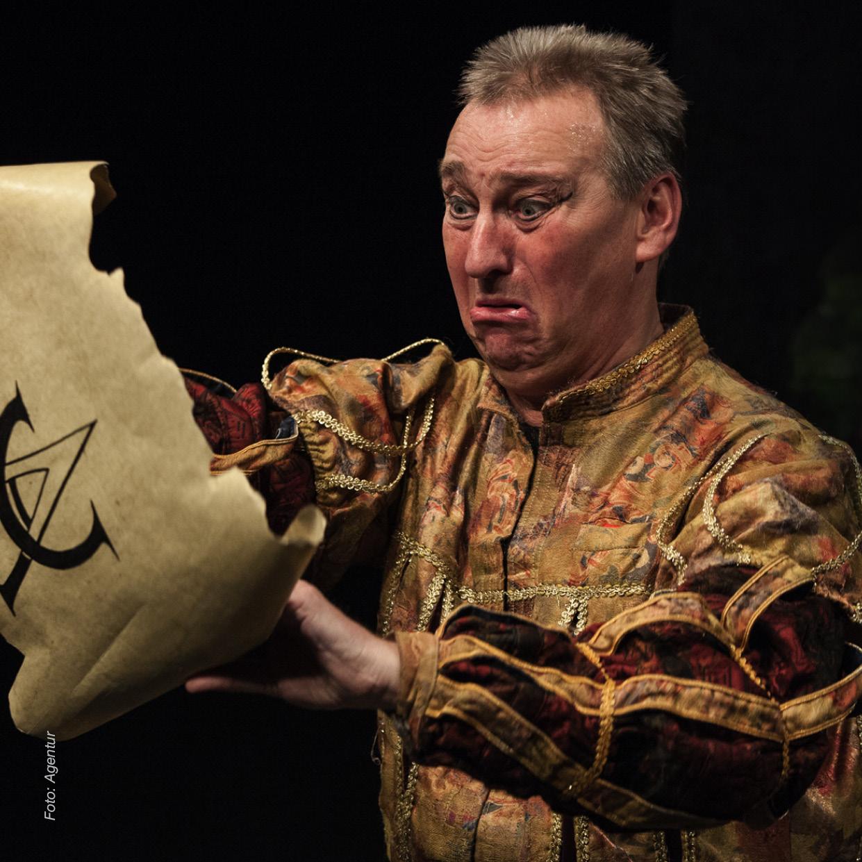 """17.07.21 Bernd Lafrenz  """"HAMLET"""" - nach Shakespeare"""