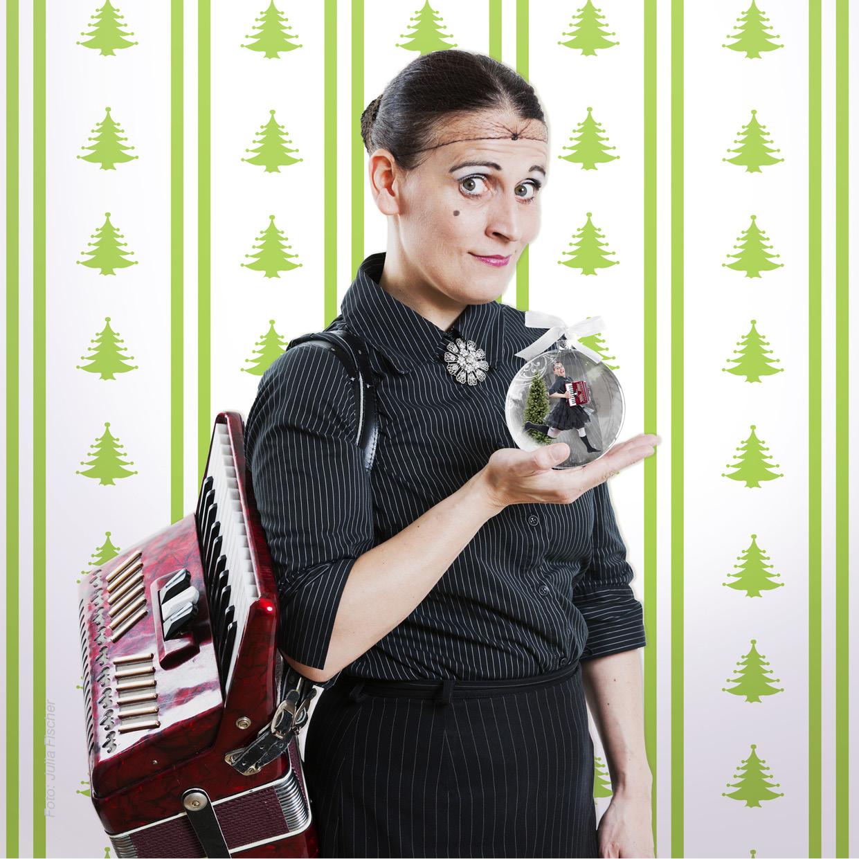 "11.12.21 Carmela de Feo ""Wünsch Dir was - Die Weihnachtsshow"""